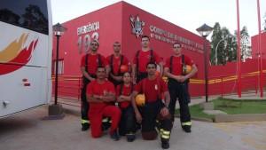equipe de instrução da ABM