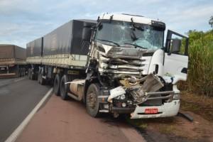 acidente br 163 2