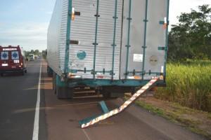 acidente br 163 5 (Foto Alisson Silva)