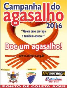 CAMPANHA DO AGASALHO-2016