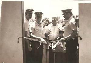 Inauguração da Unidade