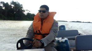 Devido às dimensões geográficas o município de Corumbá abrange 60% do Pantanal sul-mato-grossense, a maioria dos resgates na região pantaneira são feitos pela via fluvial.