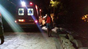 Já era inicio da madrugada desta quarta feira, quando a embarcação do 3° GBM chegou a Corumbá e a viatura de resgate 84 deu continuidade ao atendimento.